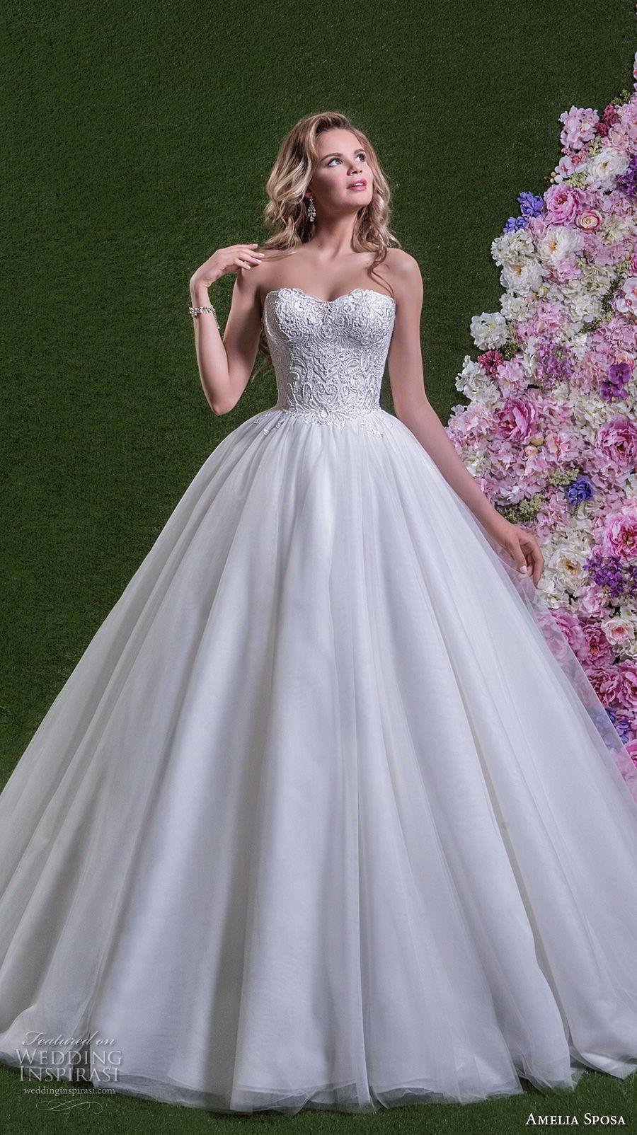 where to buy amelia sposa wedding dresses photo - 1
