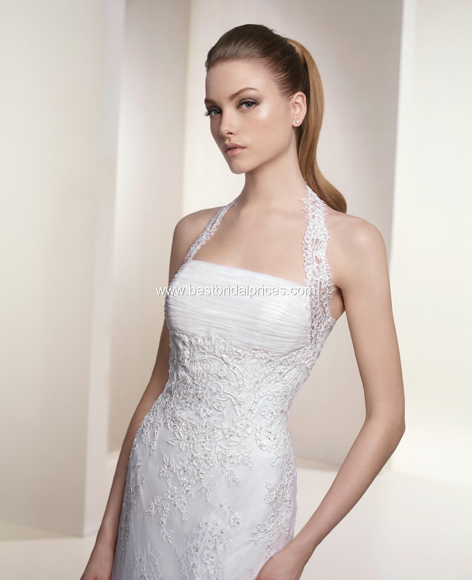 white dresses wedding photo - 1