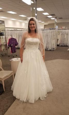 white vera wang wedding dresses photo - 1