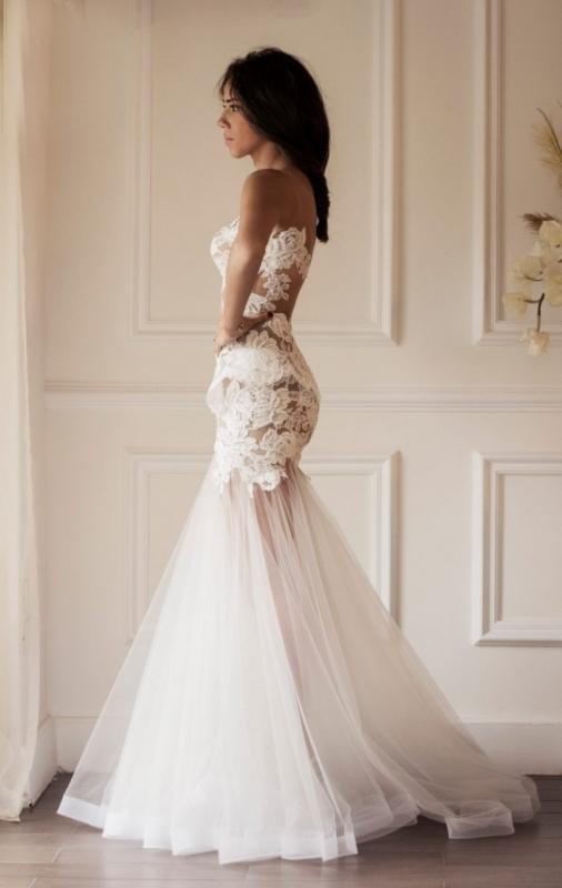 yasmine yeya wedding dresses photo - 1