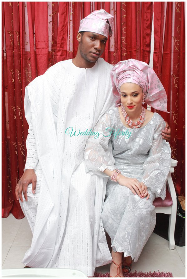 yoruba wedding dresses photo - 1