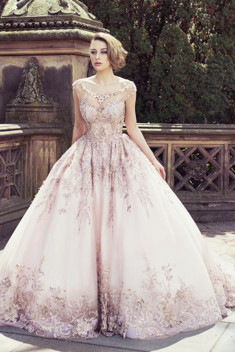 ysa makino wedding dresses photo - 1