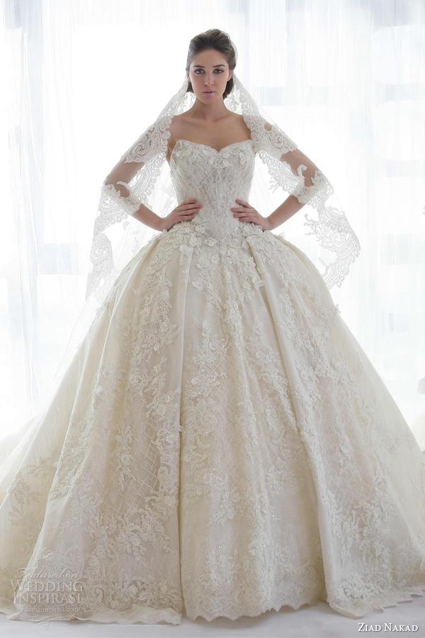 ziad nakad wedding dresses photo - 1