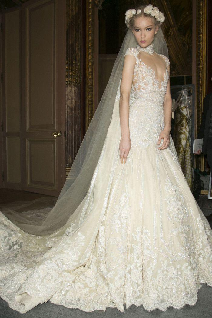 zuhair murad wedding dresses photo - 1