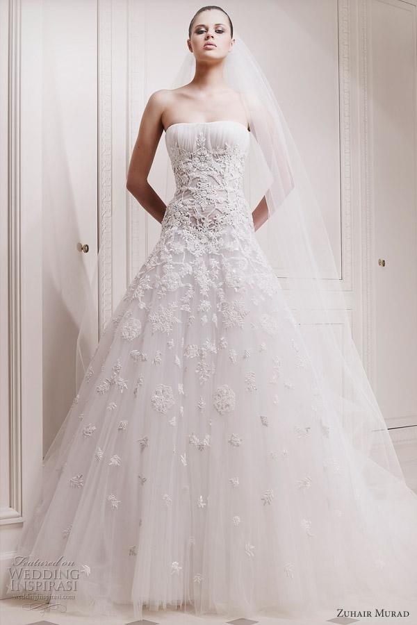 zuhair murad wedding dresses price photo - 1