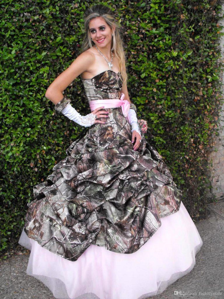 Orange camo wedding dresses - SandiegoTowingca.com
