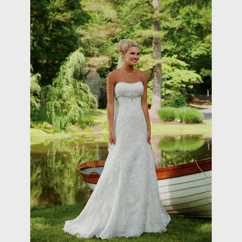 Outdoor country wedding dresses - SandiegoTowingca.com