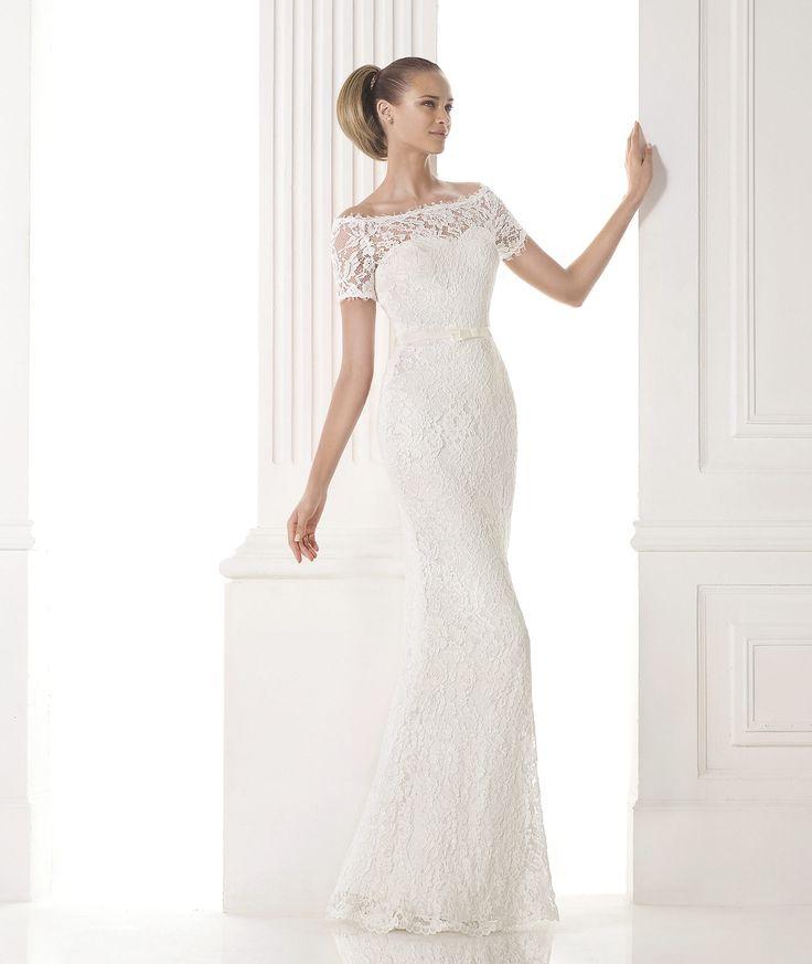 Pronovias Wedding Dresses 2015: Pronovias Wedding Dresses 2015