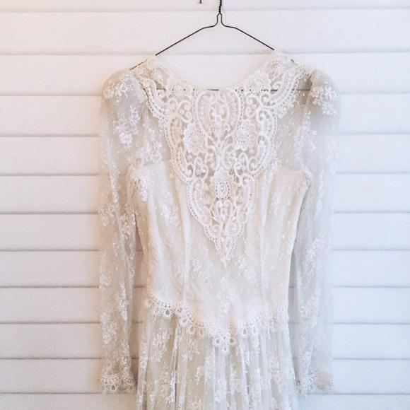 Vintage Jessica Mcclintock Wedding Dresses