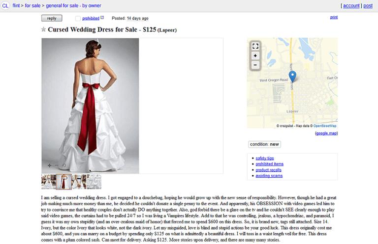 Wedding dresses on craigslist - SandiegoTowingca.com