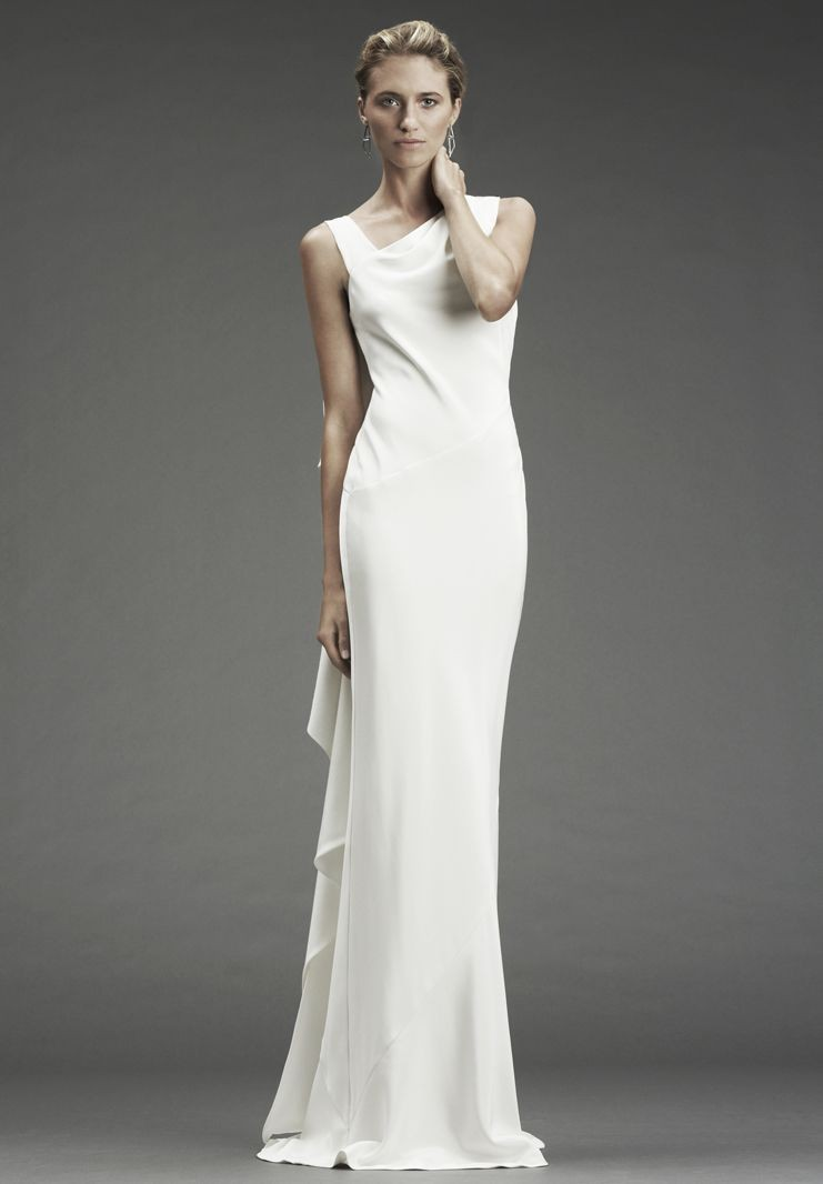 36 Low Back Wedding Dresses - Page 2