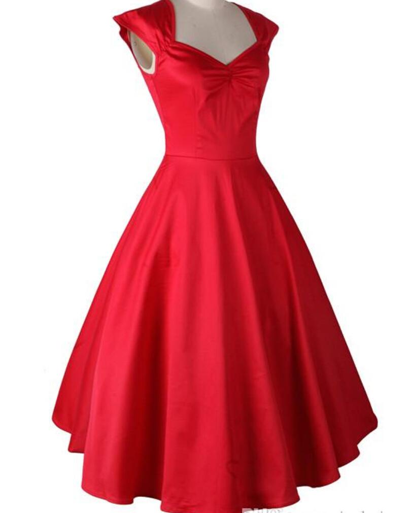 50s style wedding dresses photo - 1