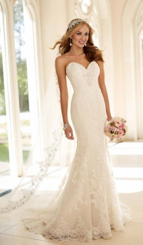 affordable designer wedding dresses photo - 1
