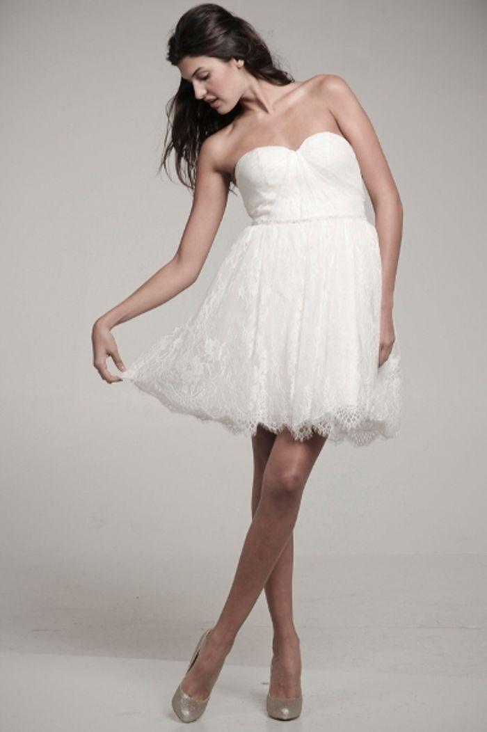 affordable wedding dresses nyc photo - 1