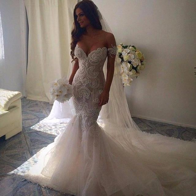 aliexpress wedding dresses photo - 1