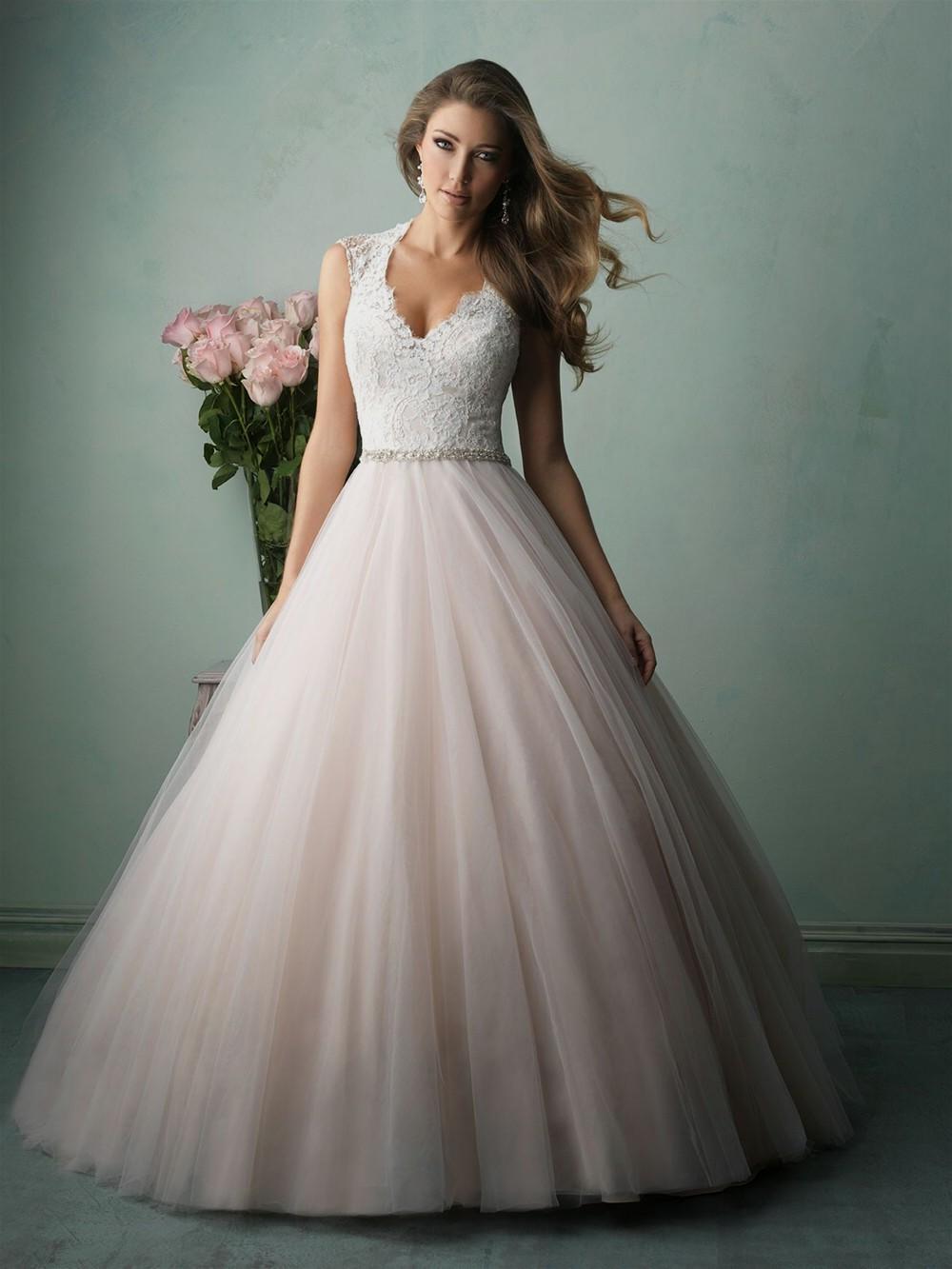 allure wedding dresses prices photo - 1