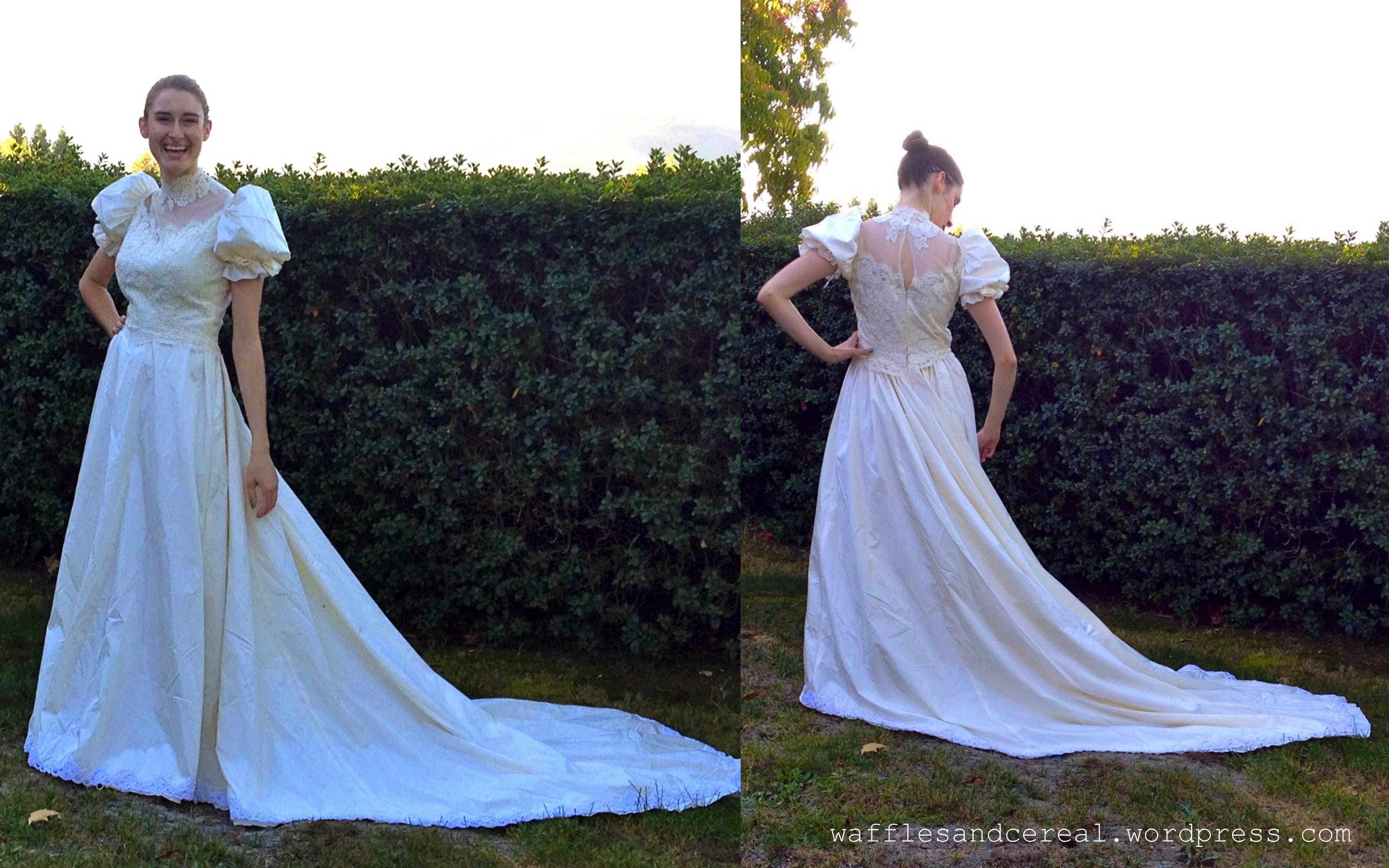 amish wedding dresses photo - 1