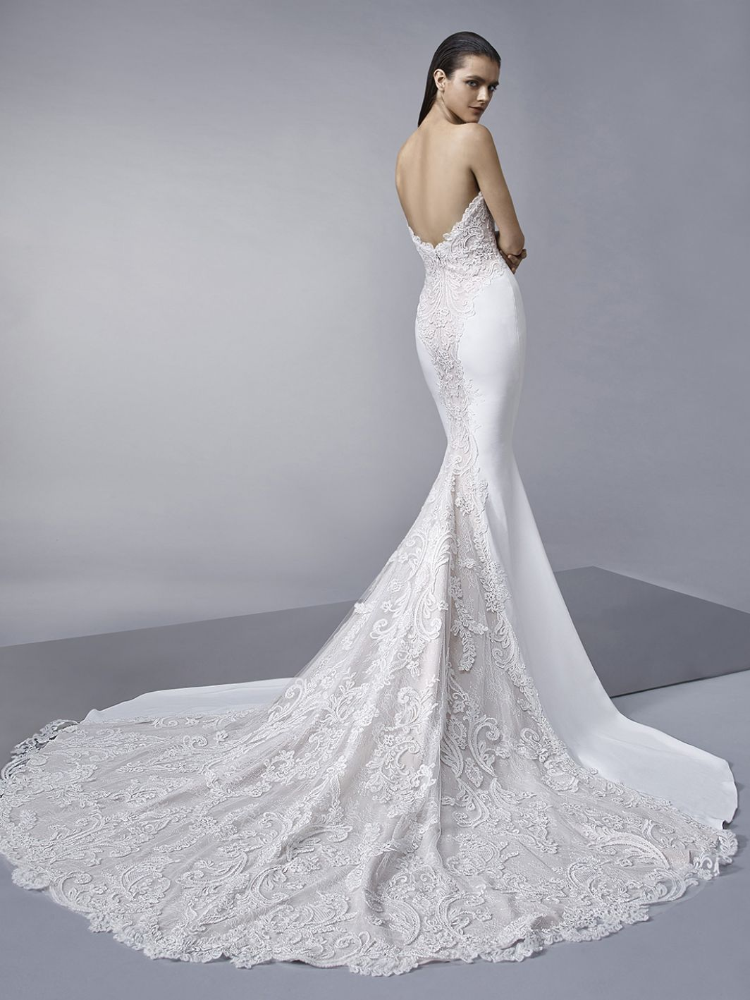 beach type wedding dresses photo - 1