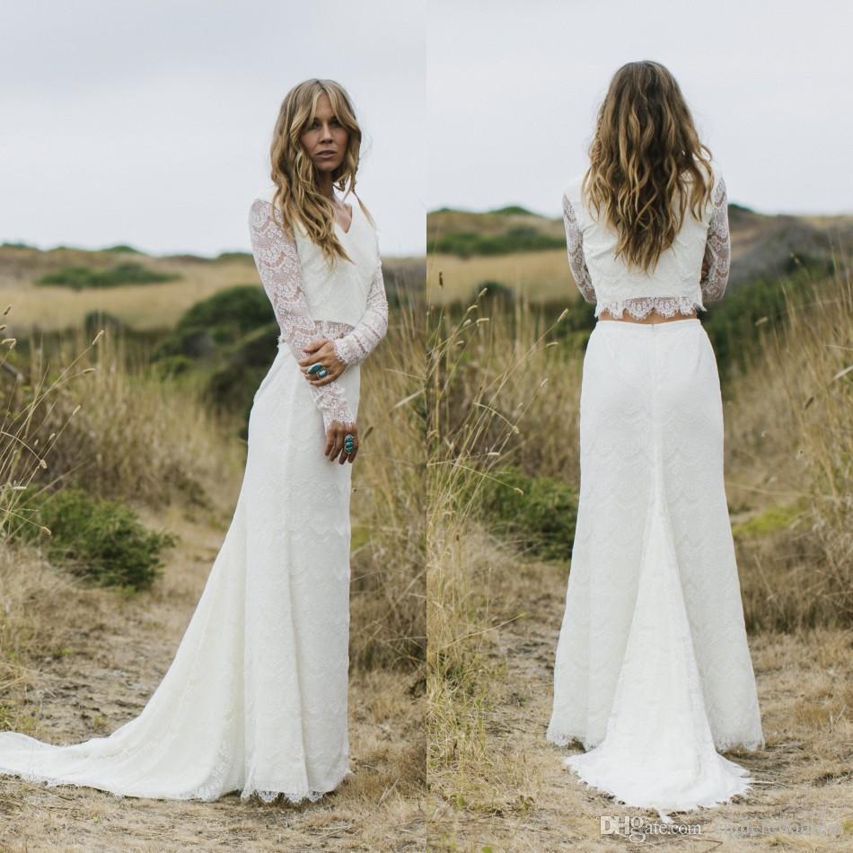 beach wedding dresses 2017 photo - 1