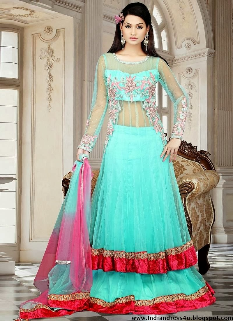 beautiful indian wedding dresses photo - 1