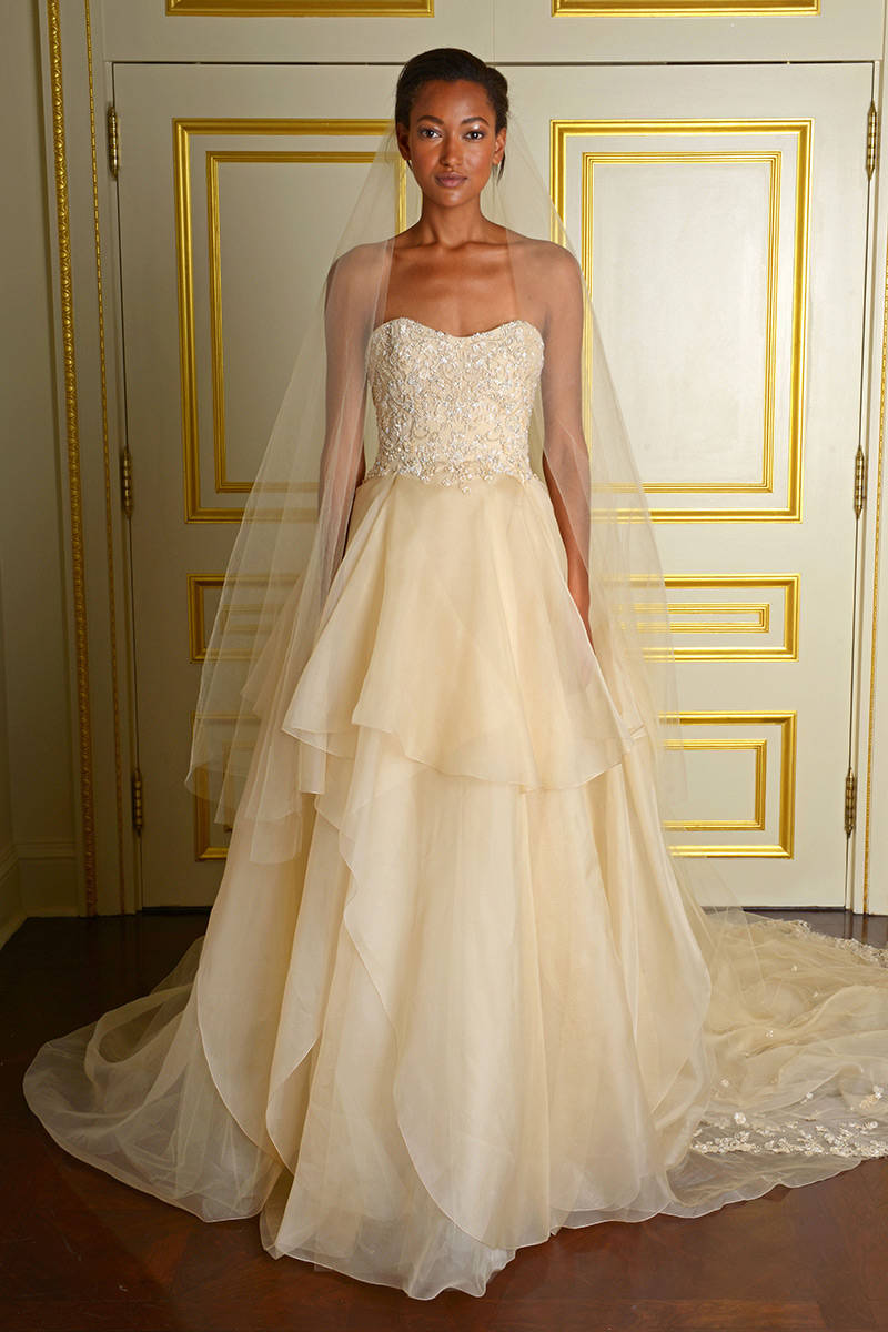 best dresses for fall wedding photo - 1