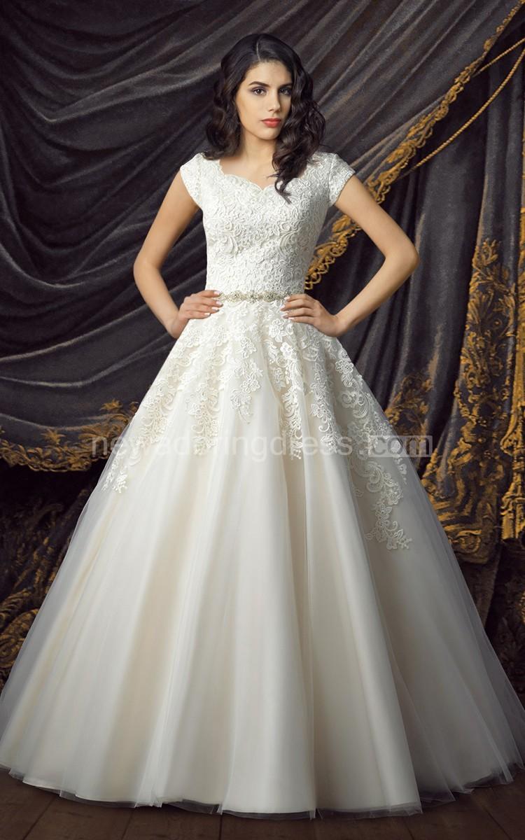 big princess wedding dresses photo - 1