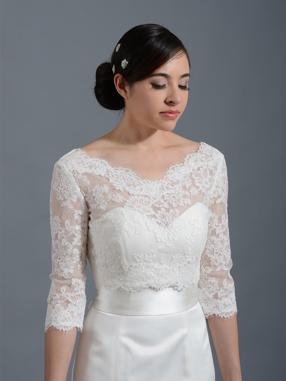 bolero jackets for wedding dresses photo - 1