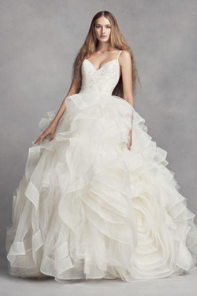 buy vera wang wedding dresses photo - 1