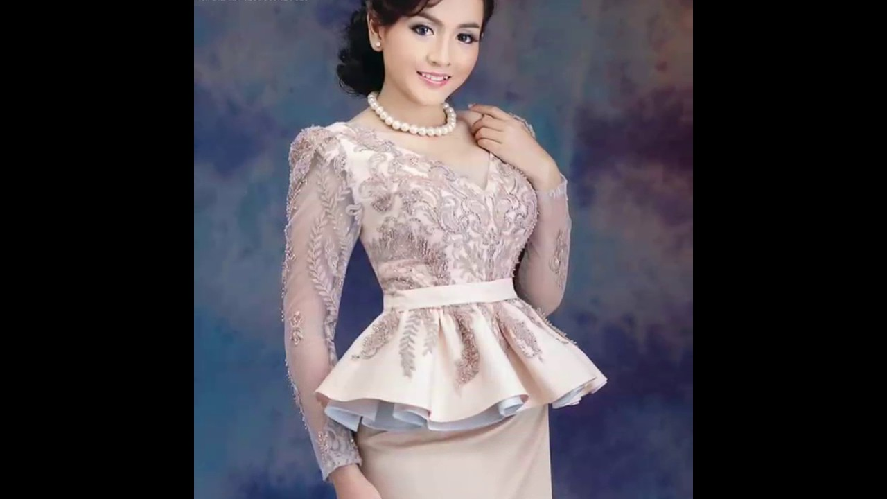 cambodian wedding dresses photo - 1