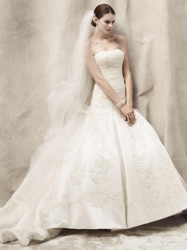cassini wedding dresses photo - 1