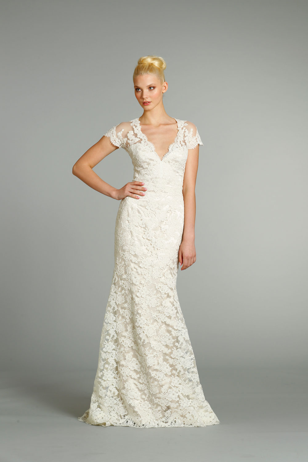 casual wedding dresses for fall photo - 1