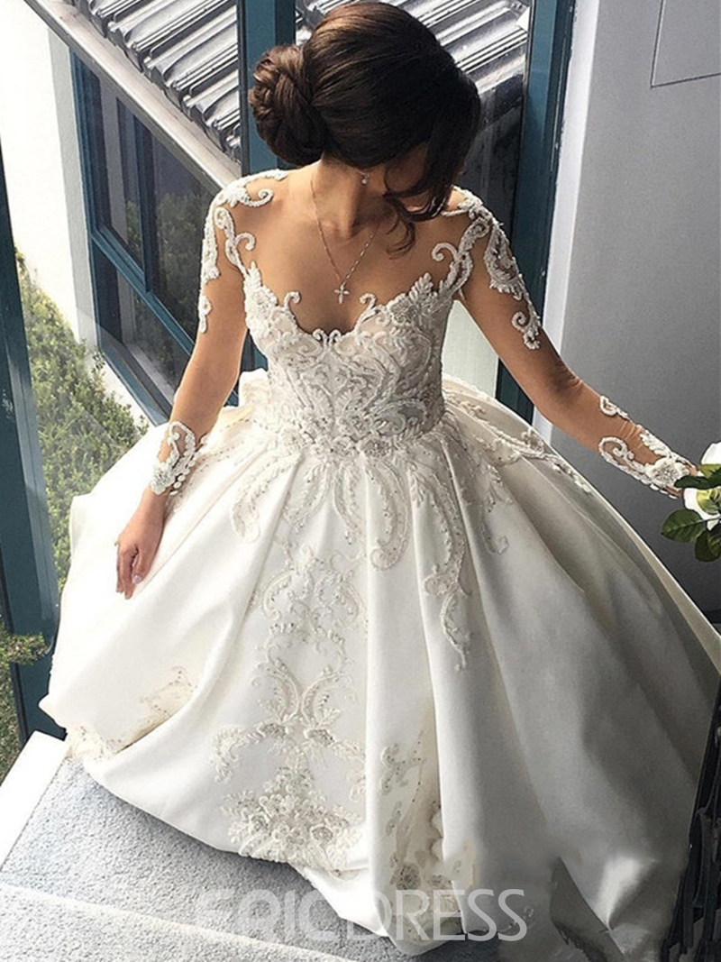 cheap petite wedding dresses photo - 1