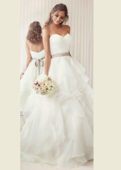 cheap wedding dresses 2016 photo - 1