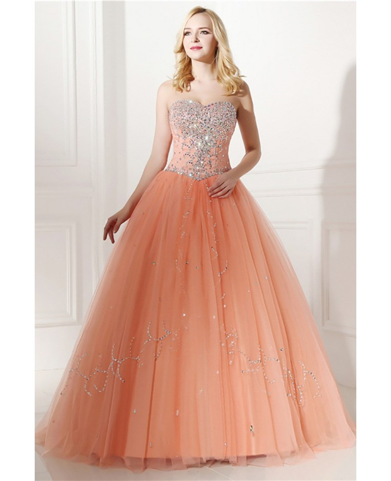 coral elegant dresses photo - 1