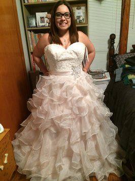 corset wedding dresses photo - 1