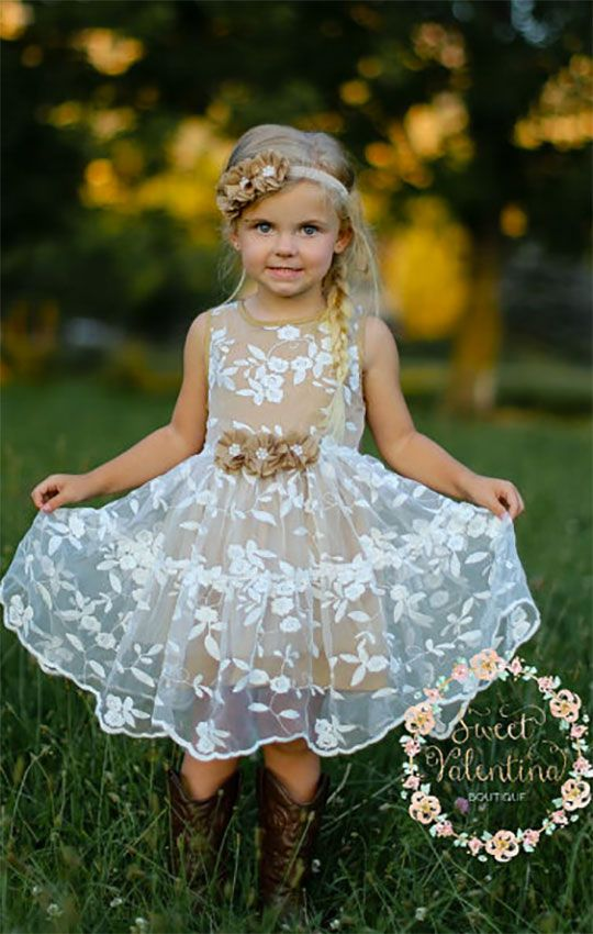 country lace wedding dresses photo - 1