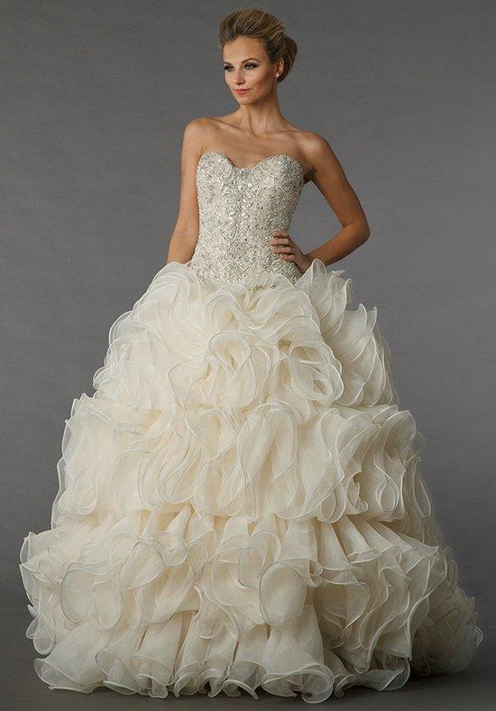danielle caprese wedding dresses photo - 1