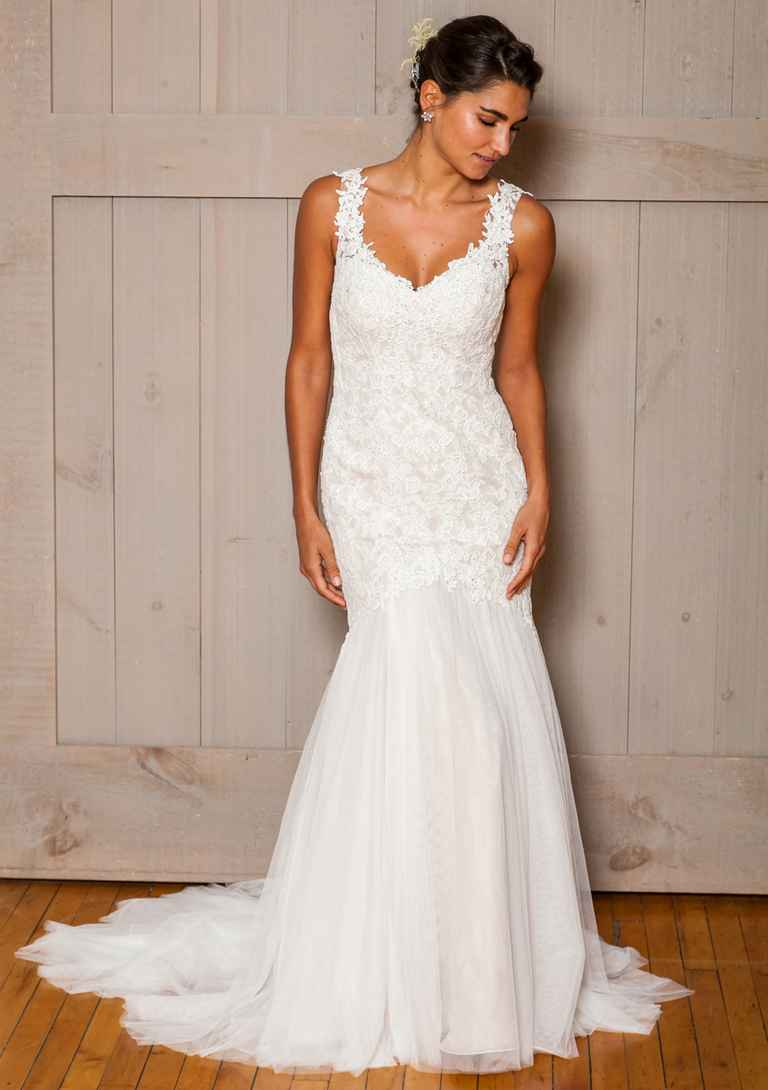 david bridal wedding dresses cheap photo - 1