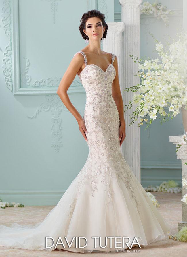 david tutera wedding dresses 2016 photo - 1