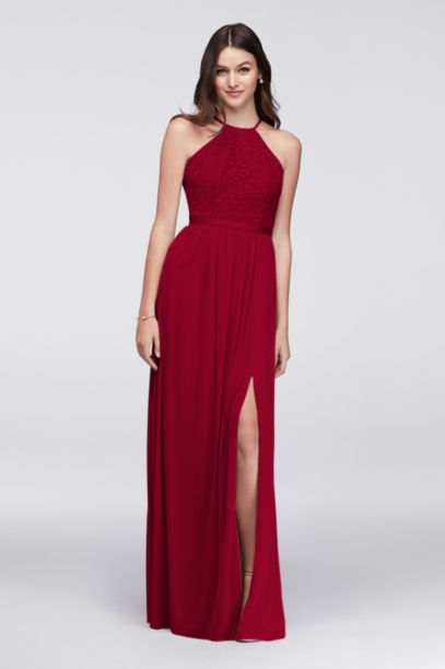 davids bridal evening dresses photo - 1