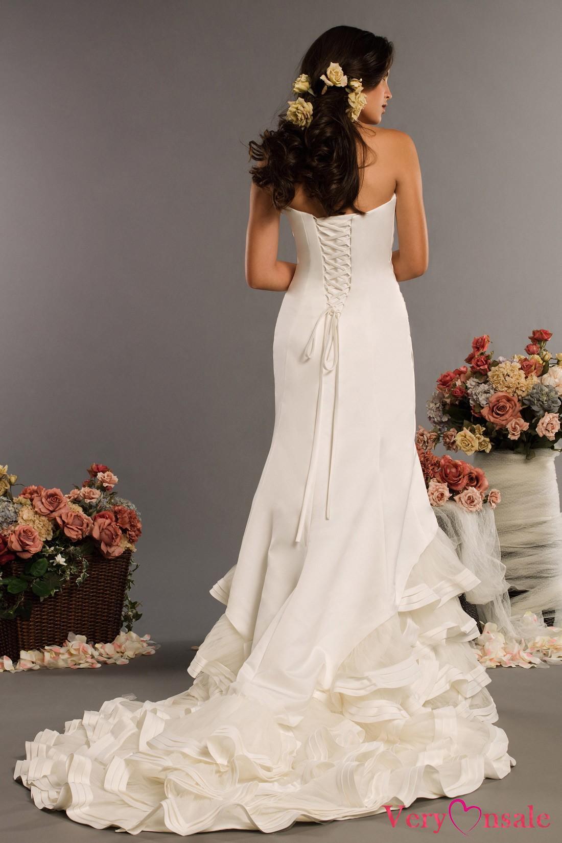 design own wedding dresses photo - 1
