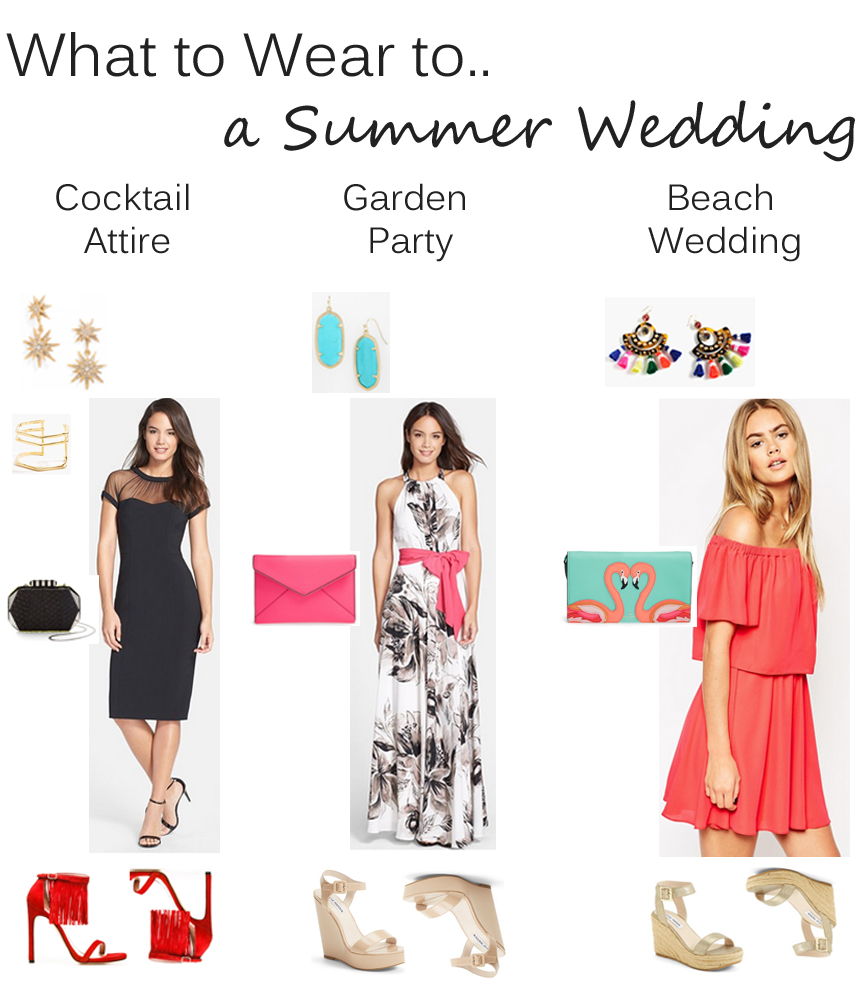 dresses for a beach wedding guest photo - 1