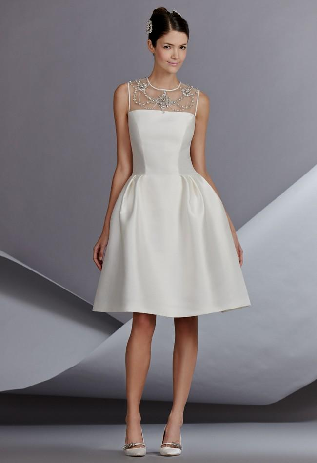 dresses for civil wedding ceremony photo - 1