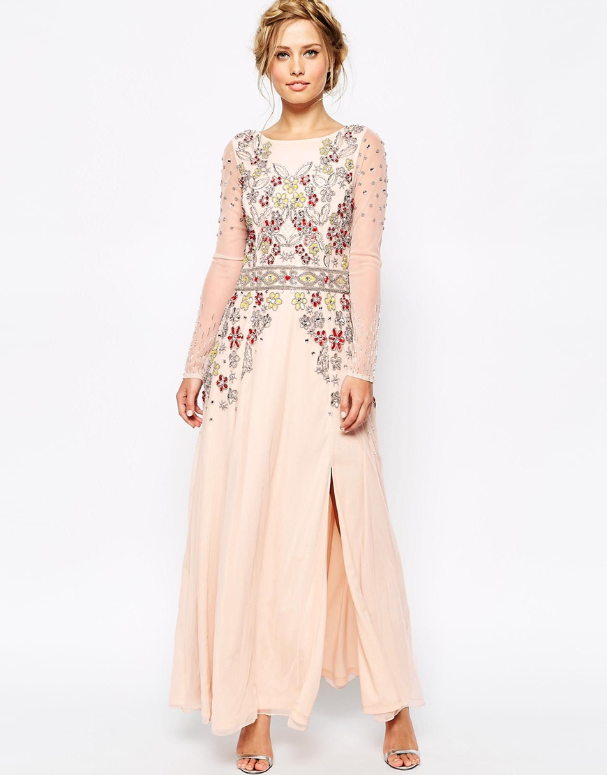 dresses to wear to a spring wedding photo - 1