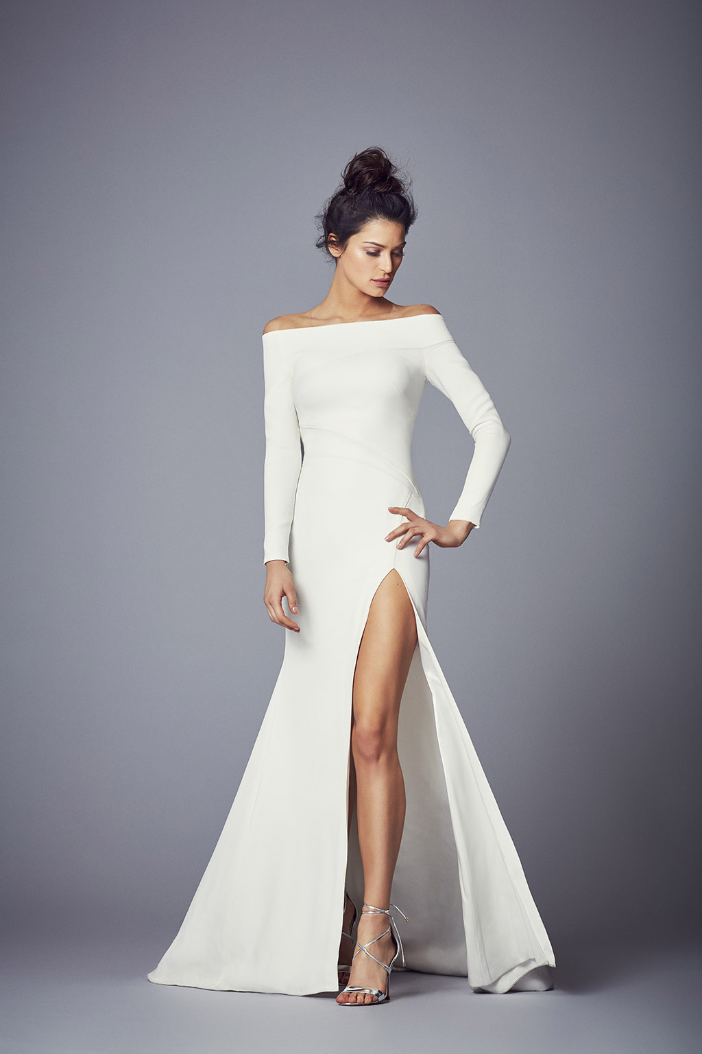 dresses to wear to an evening wedding photo - 1