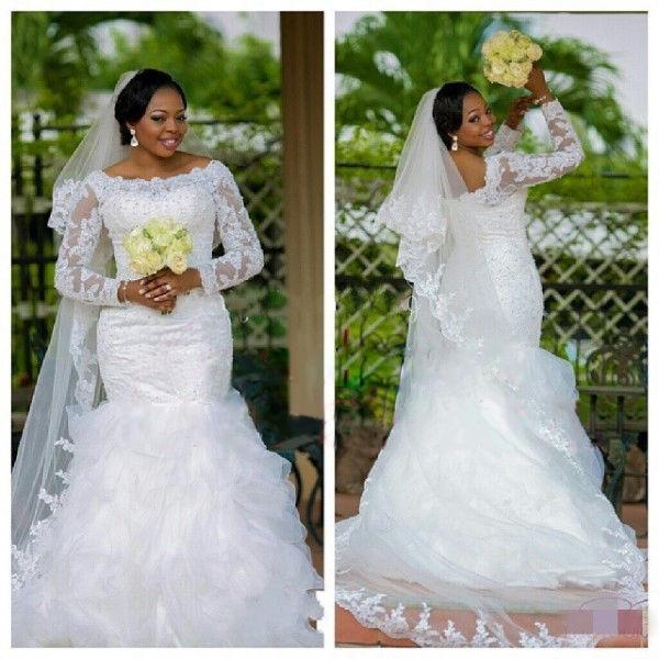 ebay plus size wedding dresses photo - 1