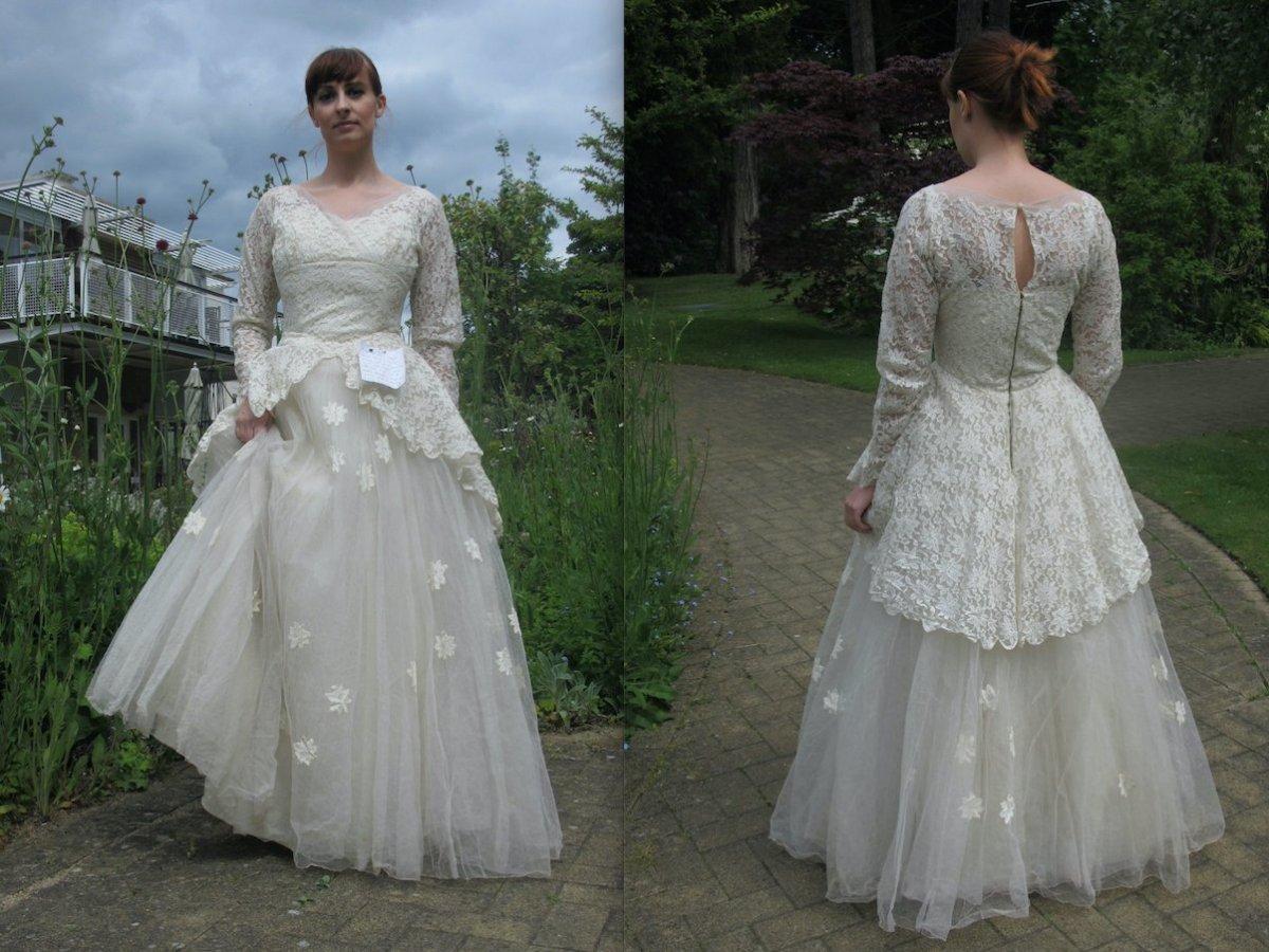 ebay wedding dresses photo - 1