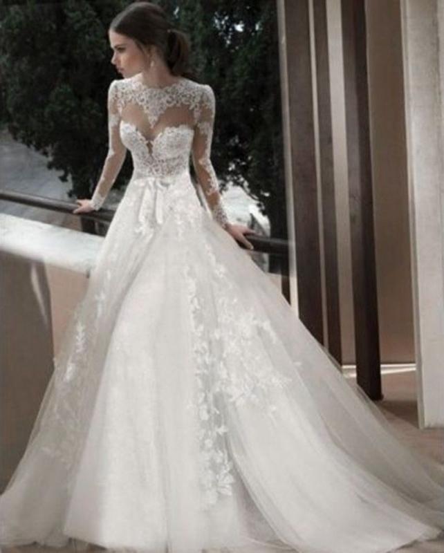 ebay wedding dresses size 10 photo - 1