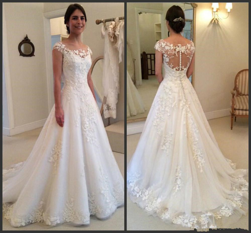 ebay wedding dresses size 18 photo - 1