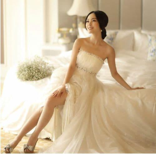 ebay wedding dresses used photo - 1
